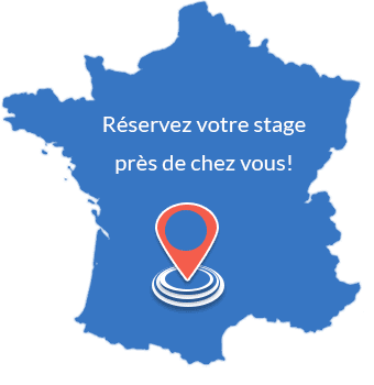 Stage récup de points en France